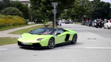 lamborghini aventador s roadster custom lamborghini aventador roadster lp700 4 w custom exhaust flat out youtube