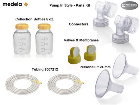 Valve Medela Original medela breast parts kit in style free