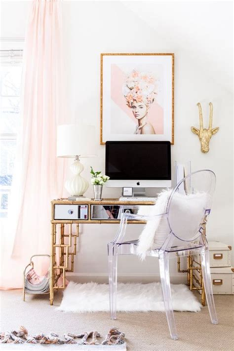 Pretty Desk Chairs Design Ideas Make Your Curtains Look Amazing With A Decorative Curtain Rod