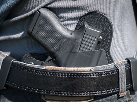 most comfortable inside the waistband holster best iwb holster inside the waistband aliengearholsters