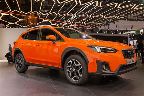 subaru orange crosstrek 2019 subaru xv crosstrek orange color suv price