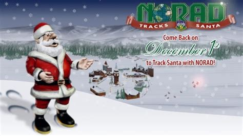 track santa s journey from north pole