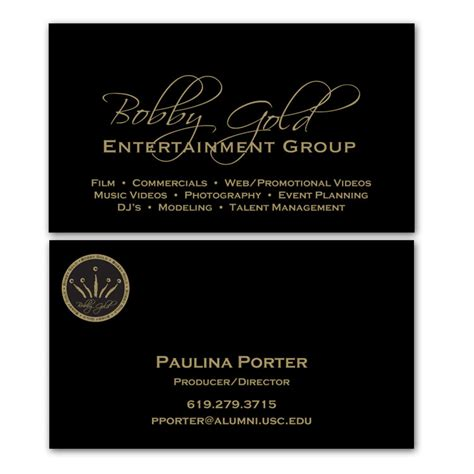 entertainment business card template free dj entertainment business cards images card design and