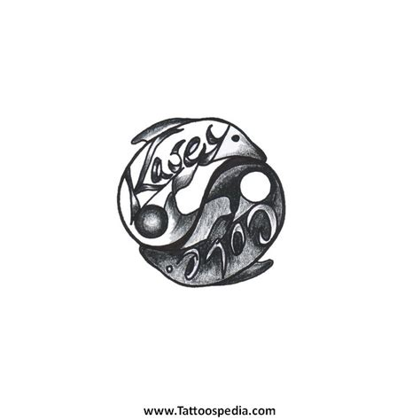 yin and yang tattoos for couples yin yang 5