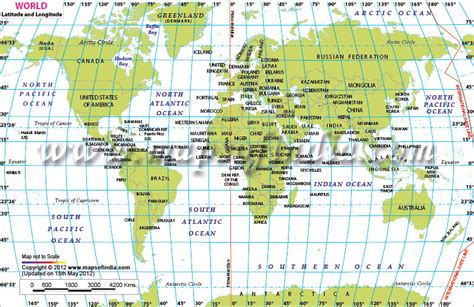 lat map world latitude and longitude map world latidude longitudemap