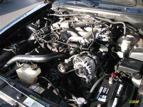 2001 mustang v6 engine 2001 ford mustang v6 coupe 3 8 liter ohv 12 valve v6
