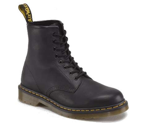 dr martens 1460 black greasy doc martens boots and shoes