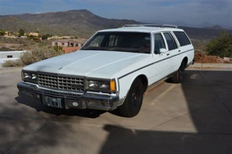 how to sell used cars 1983 chevrolet caprice head up display buy used 1983 chevrolet caprice sedan delivery conversion in scottsdale arizona united states