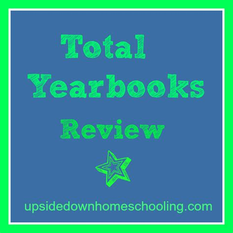 Review Total by Total Yearbooks Review