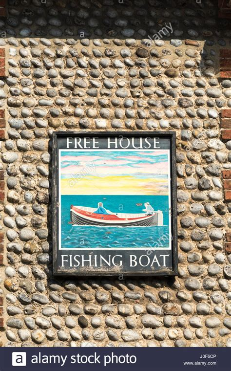 fishing boat east runton menu uk pub signs stock photos uk pub signs stock images alamy