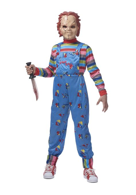 halloween costumes chucky costume for boys