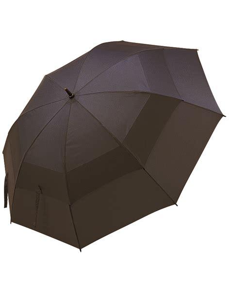 umbrella awnings oncourse 62 quot double canopy umbrella j m golf inc