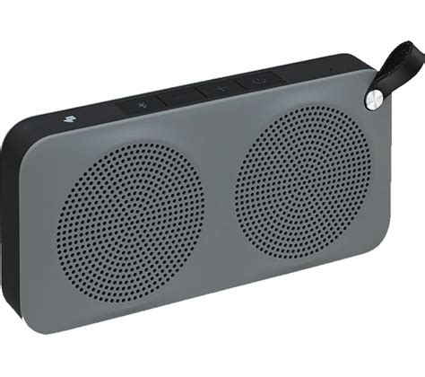 Speaker Jvc Buy Jvc Sp Ad60 H Portable Bluetooth Wireless Speaker Black Grey Free Delivery Currys