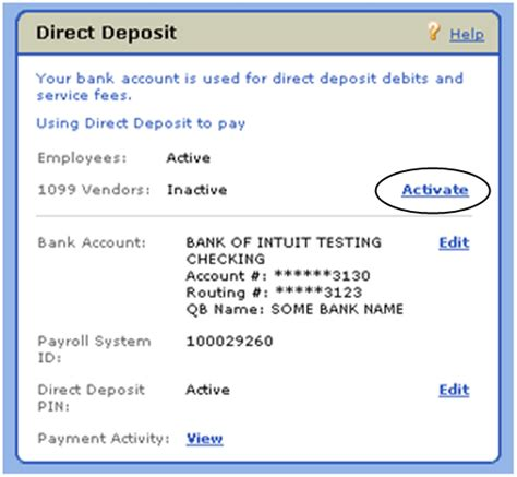 Bank Letter Direct Deposit Sign Up And Set Up Direct Deposit For Independent Contractors