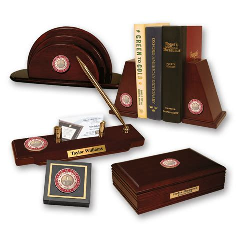 College Desk Accessories Insignia Desk Accessories Church Hill Classics