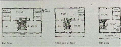 half cape house plans uvm hp 200