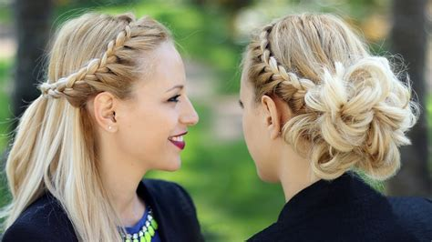 hairstyles for party down wedding hairstyles for medium length hair half up half