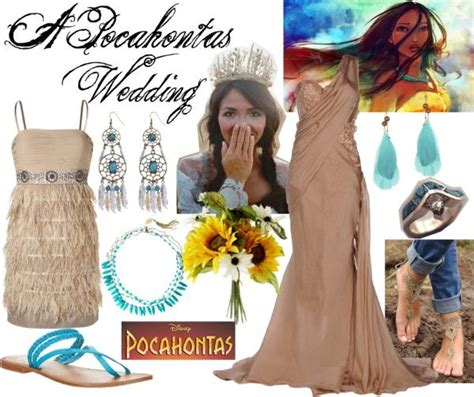 quot a pocahontas wedding quot by reya selene liked on polyvore pocahontas wedding
