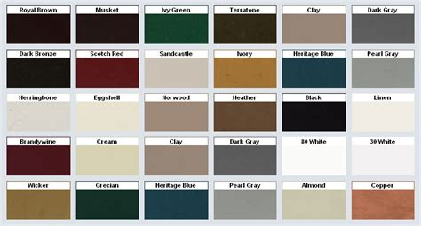 Virtual Home Design Lowes by Northern Nj Gutter Color Chart Andover Nj Up And Above