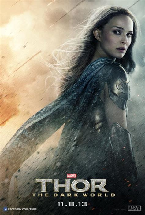 movie thor weak why writing strong female characters is n t hard