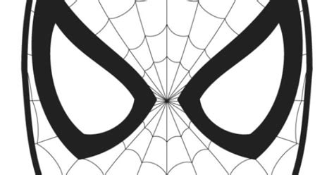 spiderman symbol coloring page spiderman logo coloring pages halloween pinterest