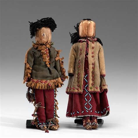 corn husk doll family 1000 images about iroquois raised beadwork on