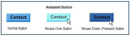 how to create a navigation rollover button in dreamweaver ismael s blog