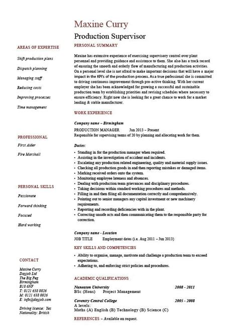 supervisor job resume retail supervisor job find your next career