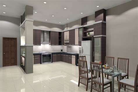 design interior rumah latest model kitchen set interior design ideas joy