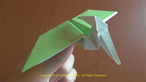 How To Make A Paper Flying Dinosaur - 17 best images about my is pterodactyl on