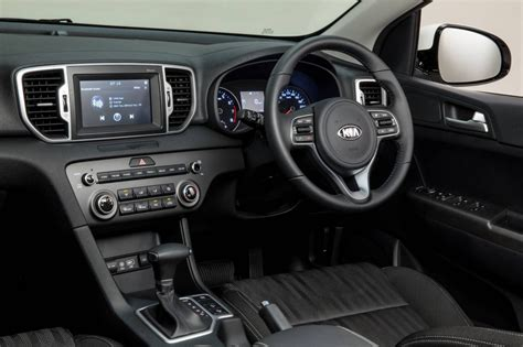kia sportage interior 2016 kia sportage on sale in australia from 28 990