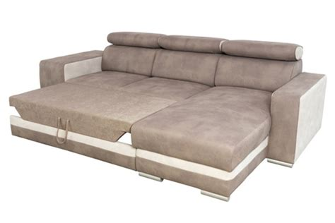 canape d angle convertible reversible canap 233 d angle reversible et convertible miami beige creme