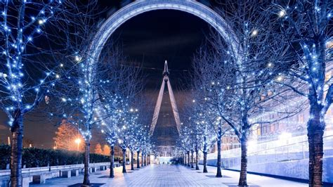 wallpaper christmas london christmas lights desktop wallpaper 58 images