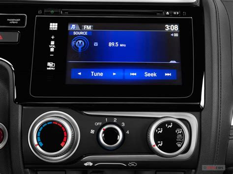 honda fit audio system 2015 honda fit pictures audio system u s news world