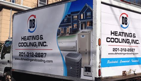 about us db heating cooling inc