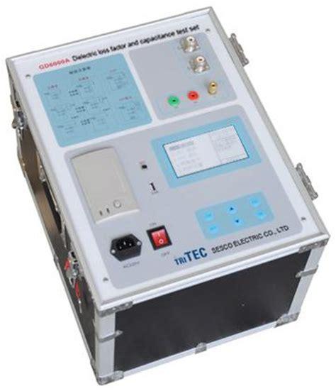 testing of capacitor voltage transformer delta power factor capacitance cvt ratio