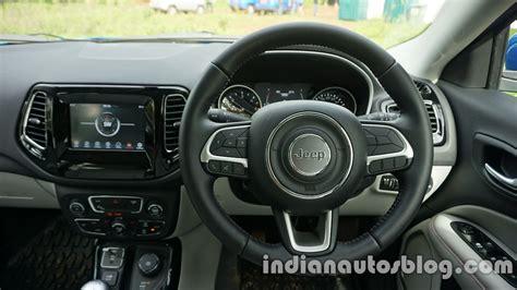 jeep compass cockpit review