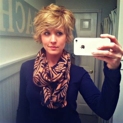 easy self shag cut 17 best images about hair styles short med on pinterest