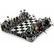 Fashioned Boring Chess Board The Lego Castle Giant Set Gives