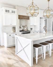 White On White Kitchen Ideas by 53 Best White Kitchen Designs Decoholic