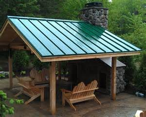 Patio Covers With Metal Roof Metal Roof Patio Cover Designs On Home Decor Ideas With