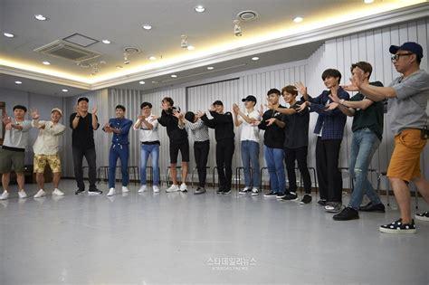 exo dancing king exo x yoo jae suk dancing king la collab improbable
