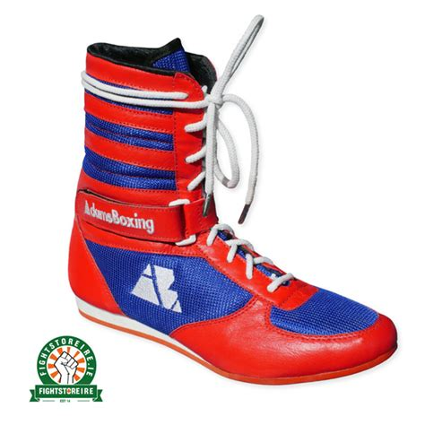 color way adamsboxing color way boxing boots blue fight