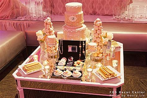 wedding high class wedding ceremony interior