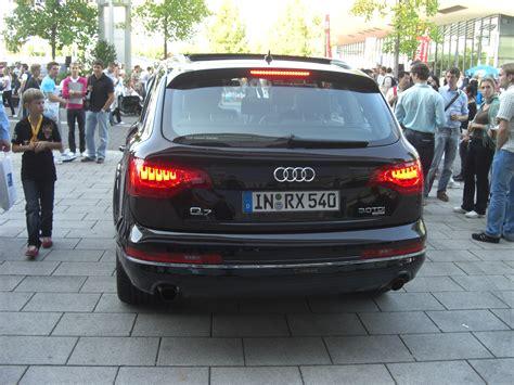 Audi Q7 Tdi Diesel by File Audi Q7 3 0 Tdi Clean Diesel Rear Jpg