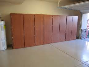How To Build A Kitchen Cabinet how to build garage cabinets with sliding doors storage