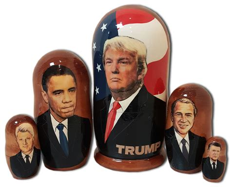 donald for president doll president donald nesting doll russian legacy