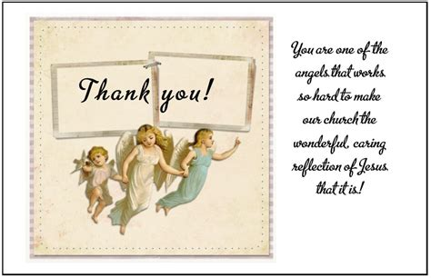 church volunteer card template thank you cards for any occasion for church volunteers