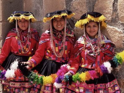 peruvian traditional costume sacred peru peru costumes and culture
