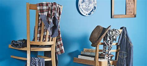 stuhl garderobe stuhl garderobe originell und leicht nachzubauen trendblog
